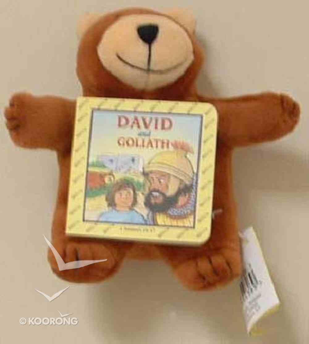 David (My Bible Favourite Series) Novelty Book