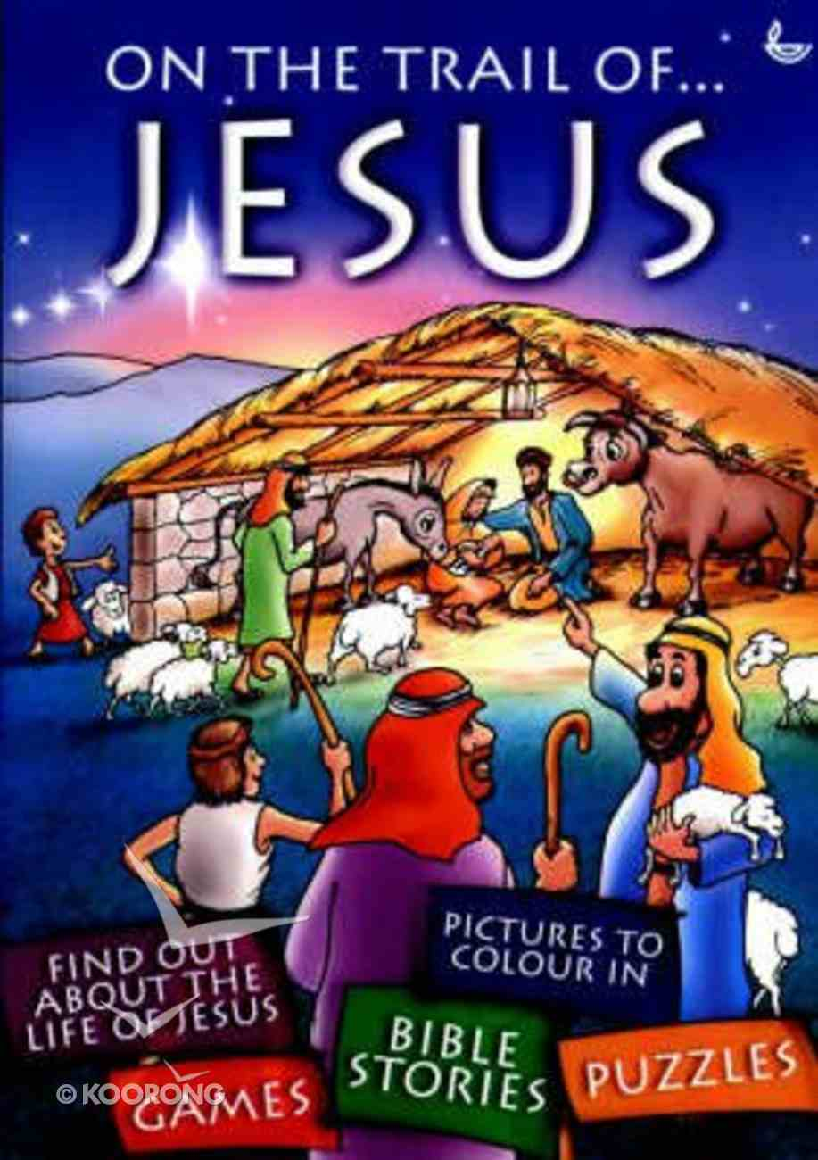 On the Trail of Jesus Paperback