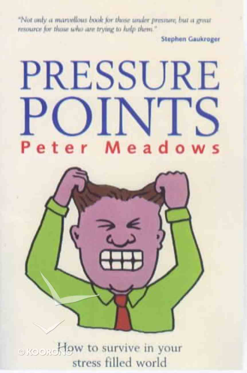 Pressure Points Paperback