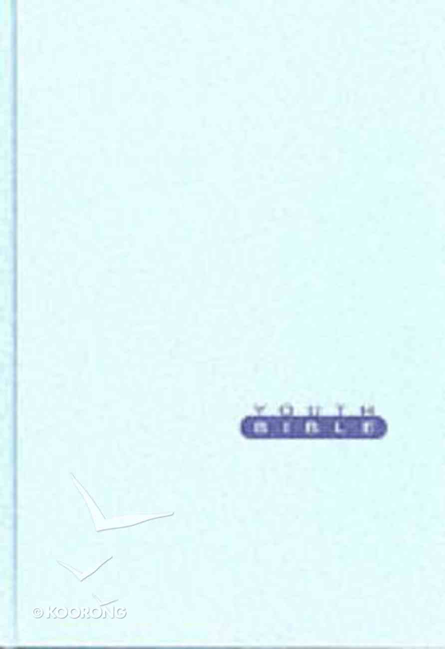 Ncv Revised Youth Bible Silver Edition Anglicised Hardback