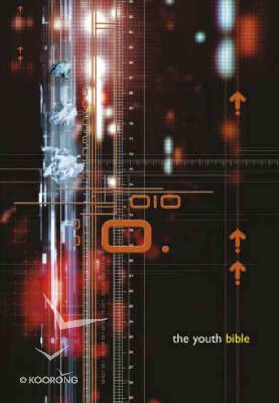 Ncv Youth Bible Black Anglicised Hardback