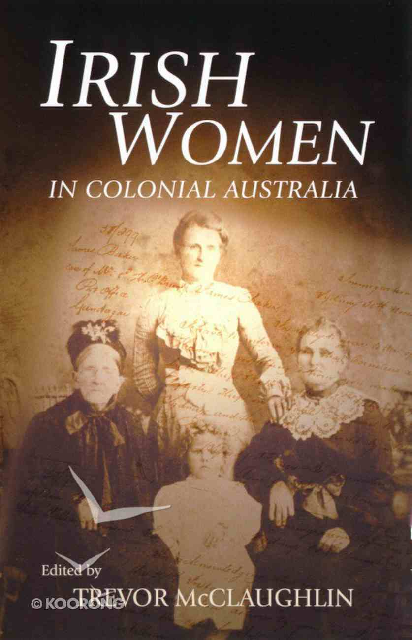 Irish Women in Australia Paperback