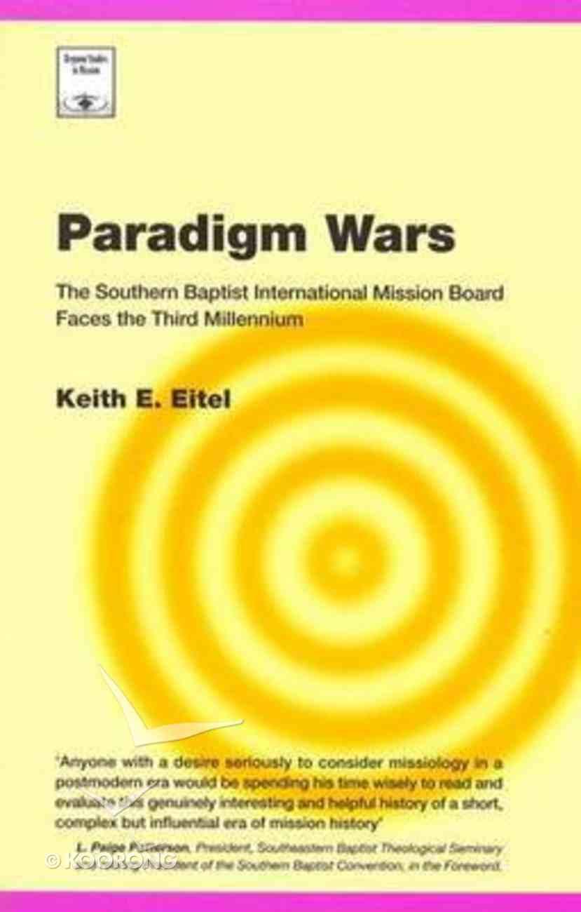 Paradigm Wars (Regnum Studies In Mission Series) Paperback