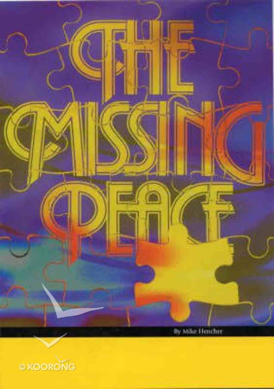 The Missing Peace Booklet
