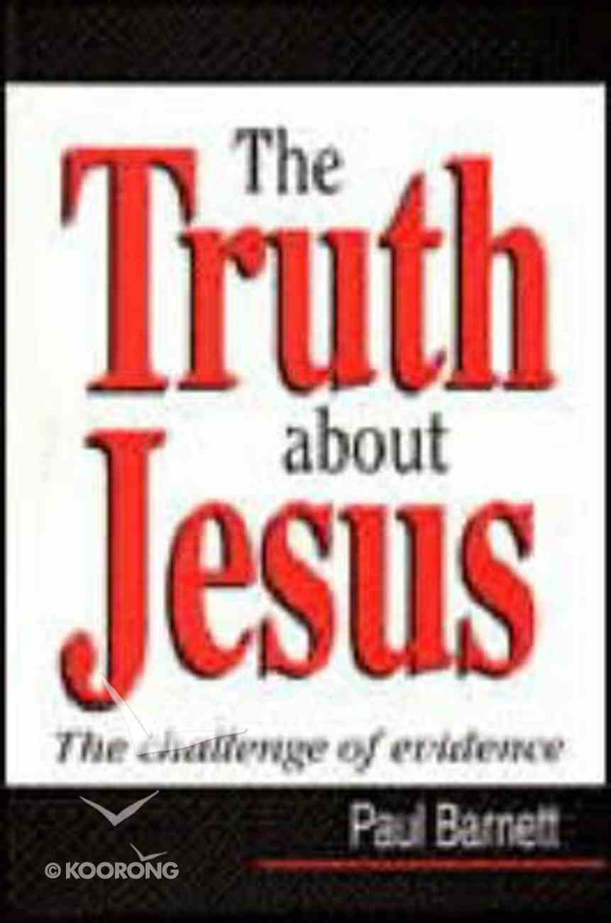 The Truth About Jesus Paperback