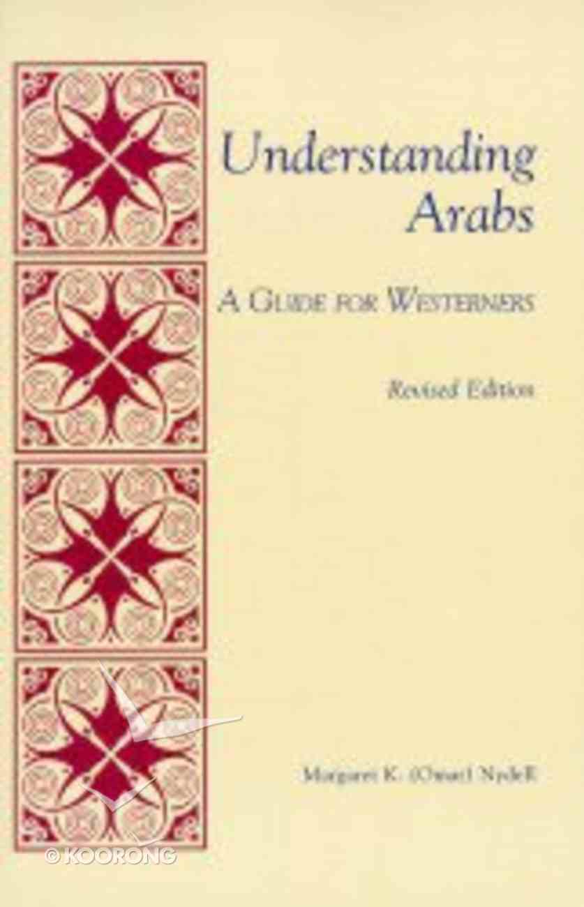 Understanding Arabs Paperback