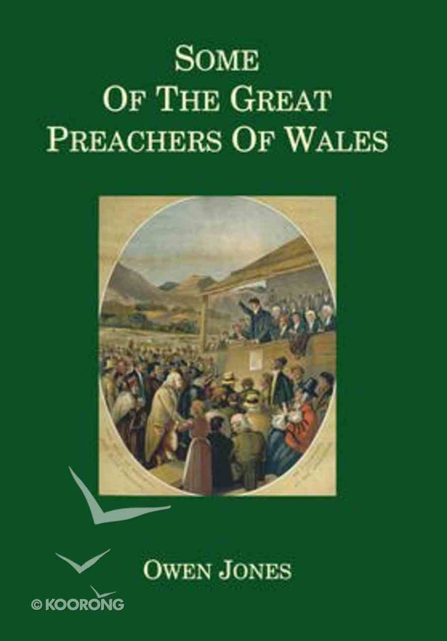 Great Preachers of Wales Paperback