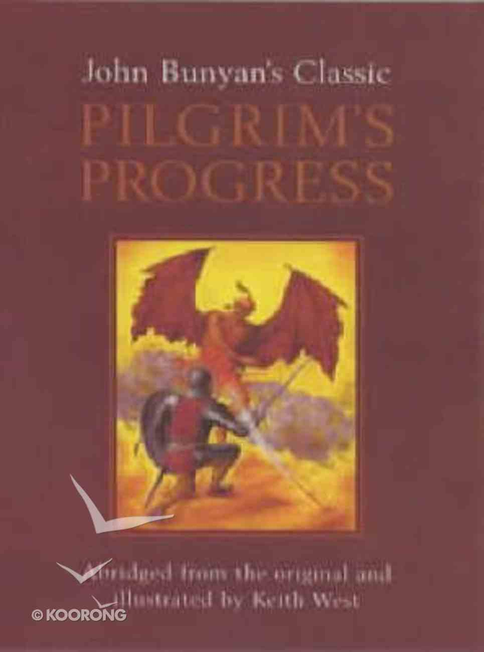 Pilgrims Progress Abridged Hardback