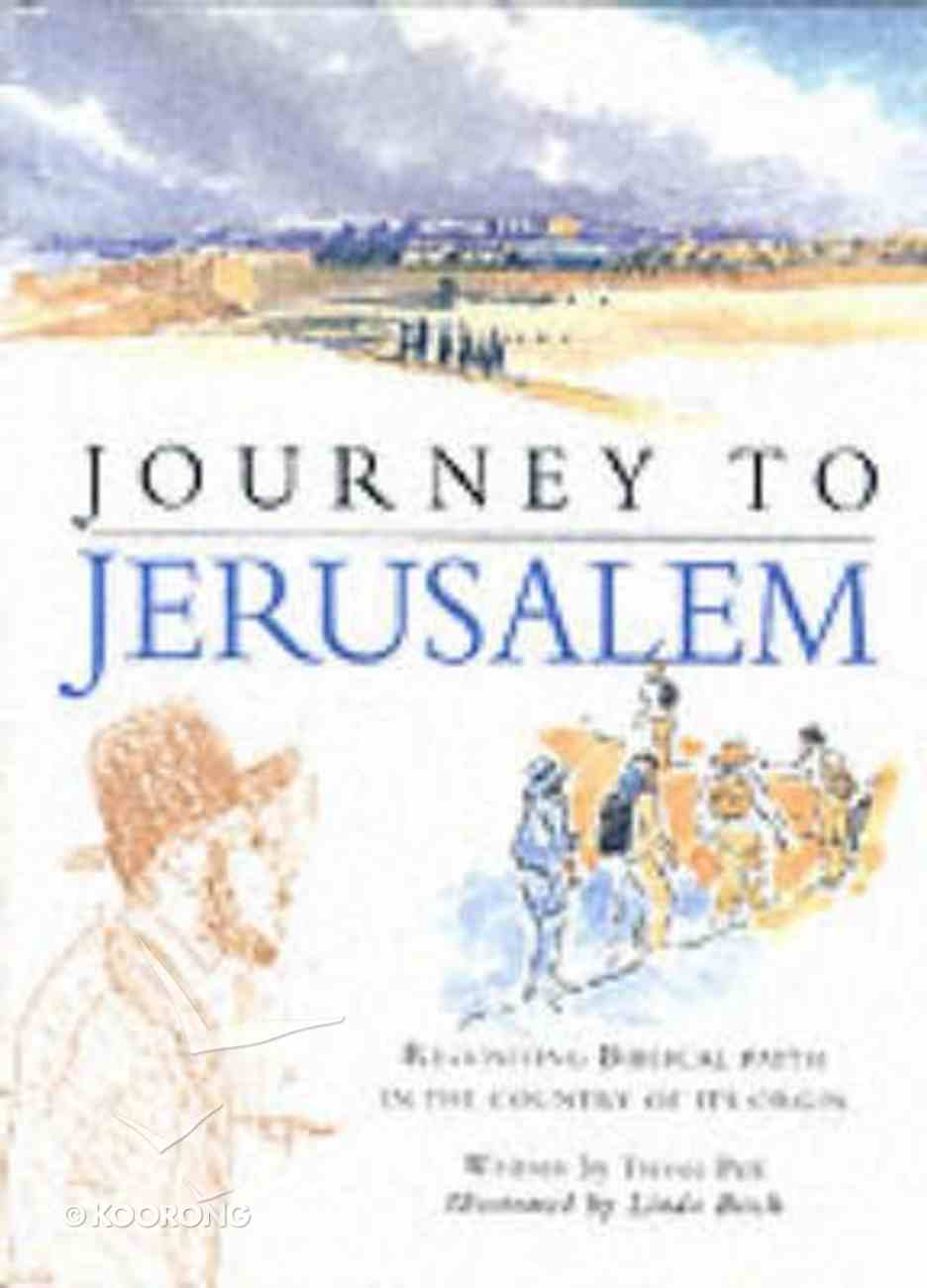 Journey to Jerusalem Hardback