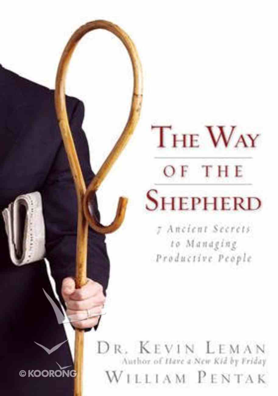 The Way of the Shepherd Paperback