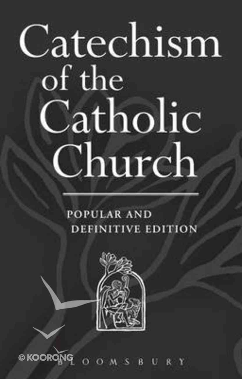 Catechism of the Catholic Church Paperback