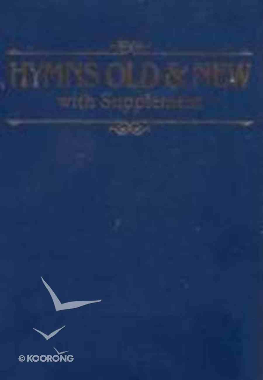 Hymns Old and New (Words Only) Paperback