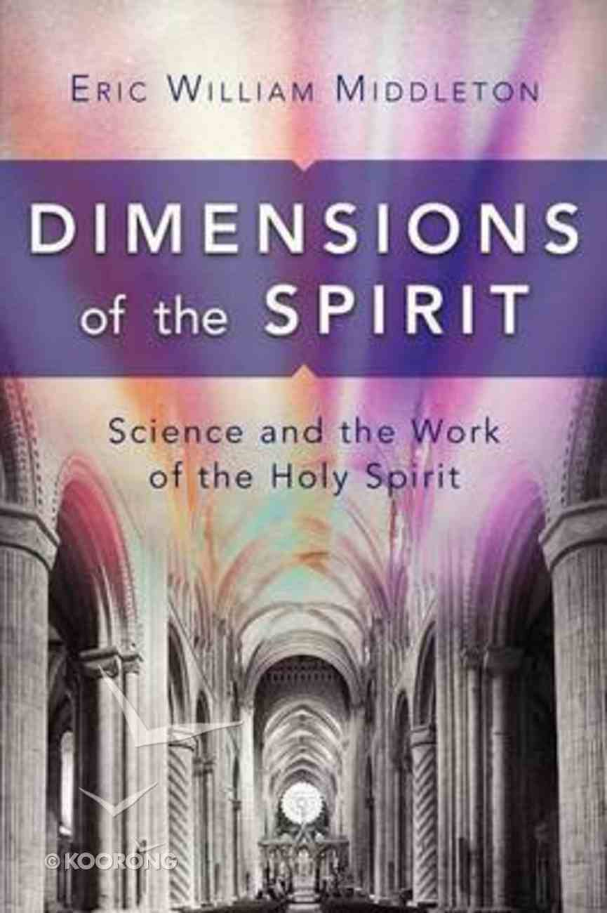 Dimensions of the Spirit Paperback