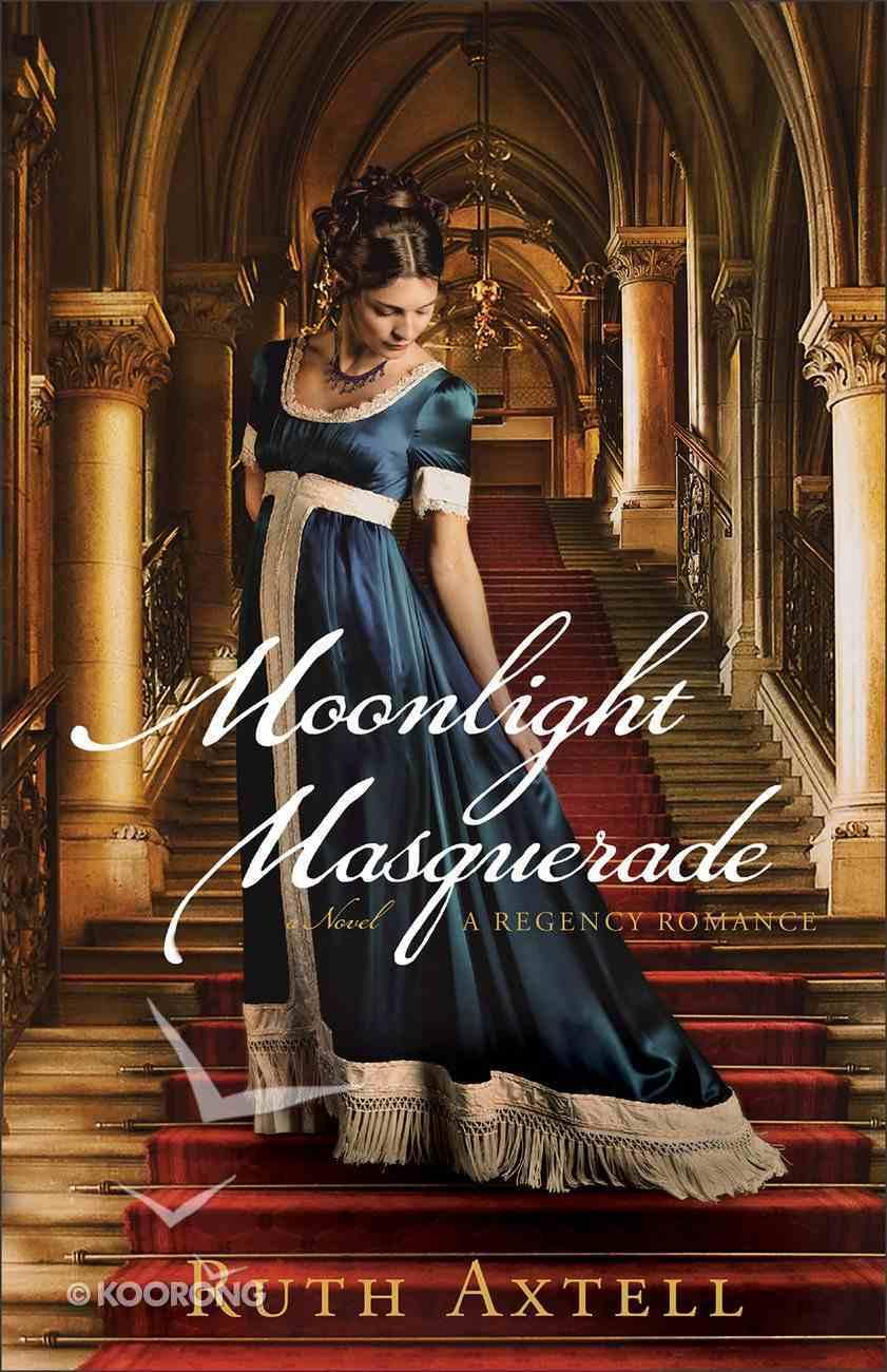 Moonlight Masquerade (#01 in London Encounters Series) Paperback
