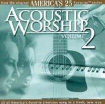 Album Image for America's 25 Favorite Acoustic Worship Volume 2 - DISC 1