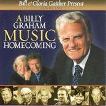 Album Image for Billy Graham Music Homecoming Volume 1 - DISC 1