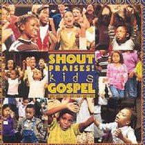 Album Image for Shout Praises! Kids Gospel - DISC 1