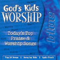 Album Image for Blue (God's Kids Worship Series) - DISC 1
