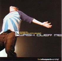 Album Image for Wash Over Me: Live Worship - DISC 1