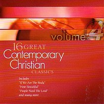 Album Image for 16 Great Contemporary Christian Classics (Volume 4) - DISC 1