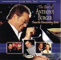 Album Image for Best of Anthony Burger - DISC 1