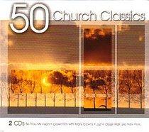 Album Image for 50 Church Classics - DISC 1