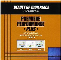 Album Image for Beauty of Your Peace (Accompaniment) - DISC 1