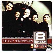 Album Image for Supertones (8 Great Hits Series) - DISC 1