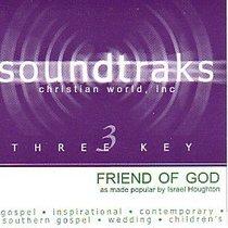 Album Image for Friend of God (Accompaniment) - DISC 1