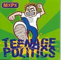 Album Image for Teenage Politics - DISC 1