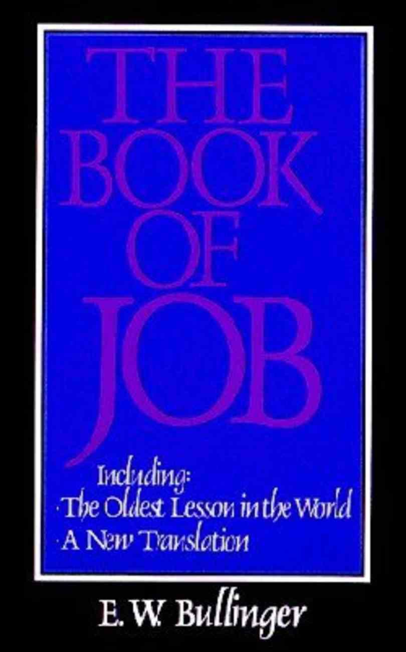 Bible Gateway Job 1 :: NIV