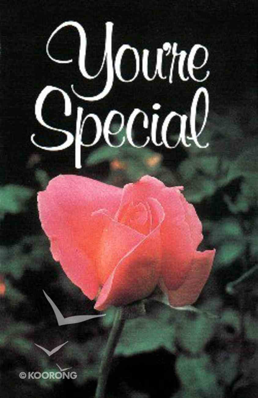 You're Special (25 Pack) Booklet