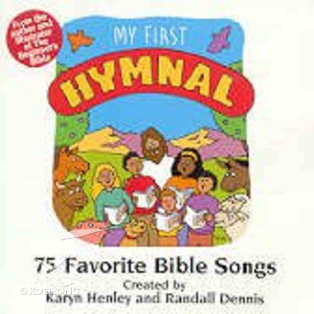 My First Hymnal CD