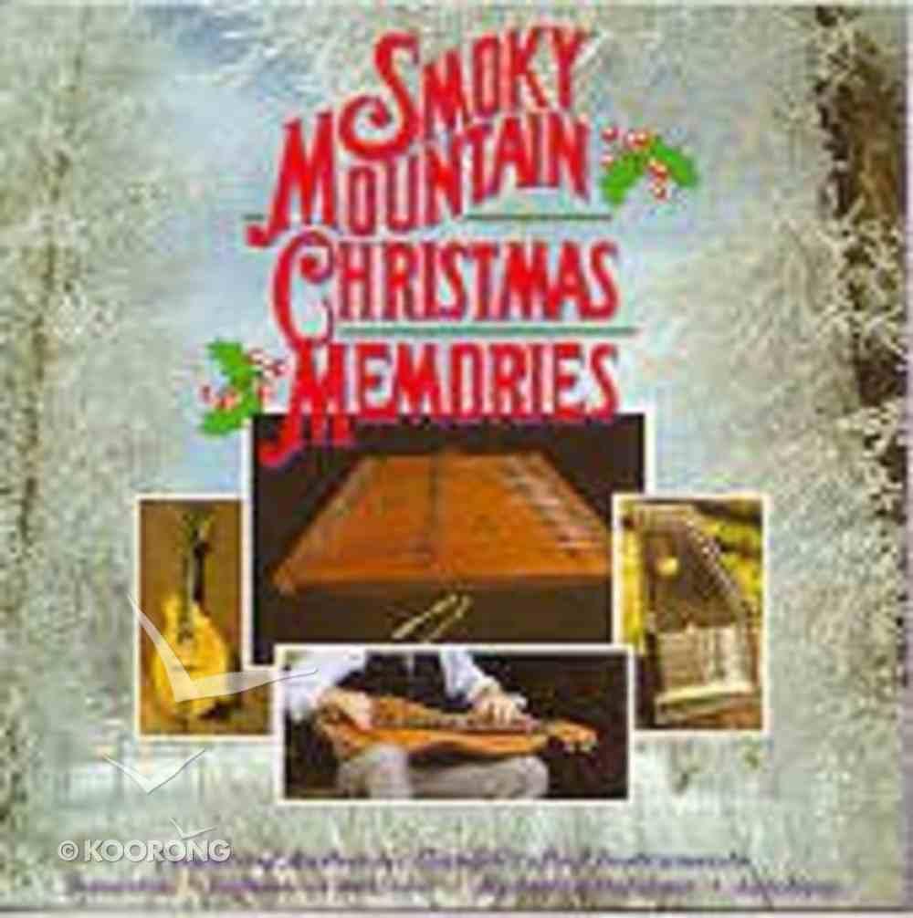 Smoky Mountain Christmas Memories CD
