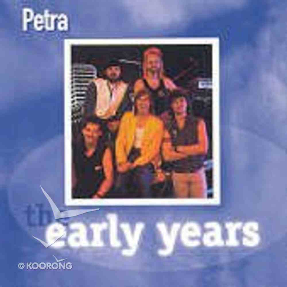 The Early Years-Petra CD