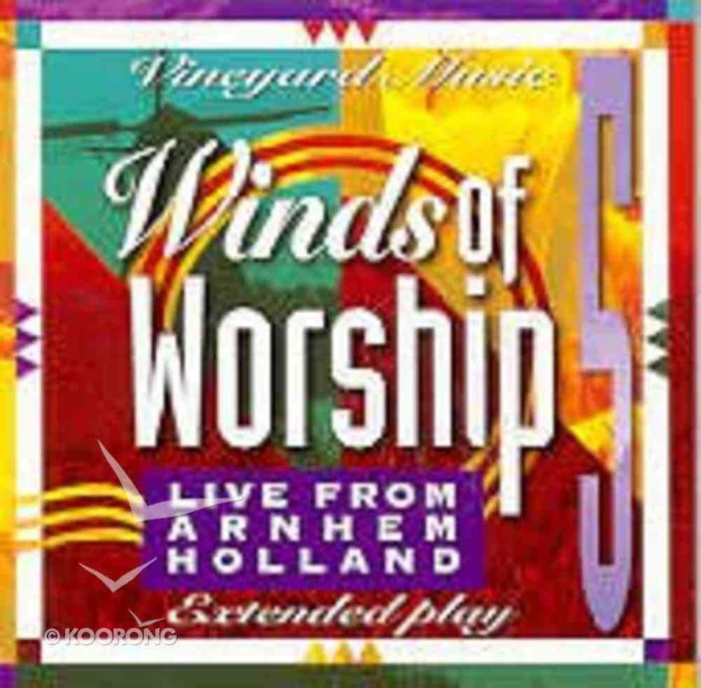 Winds of Worship 5 Arnhem Holland (#05 in Winds Of Worship Series) CD