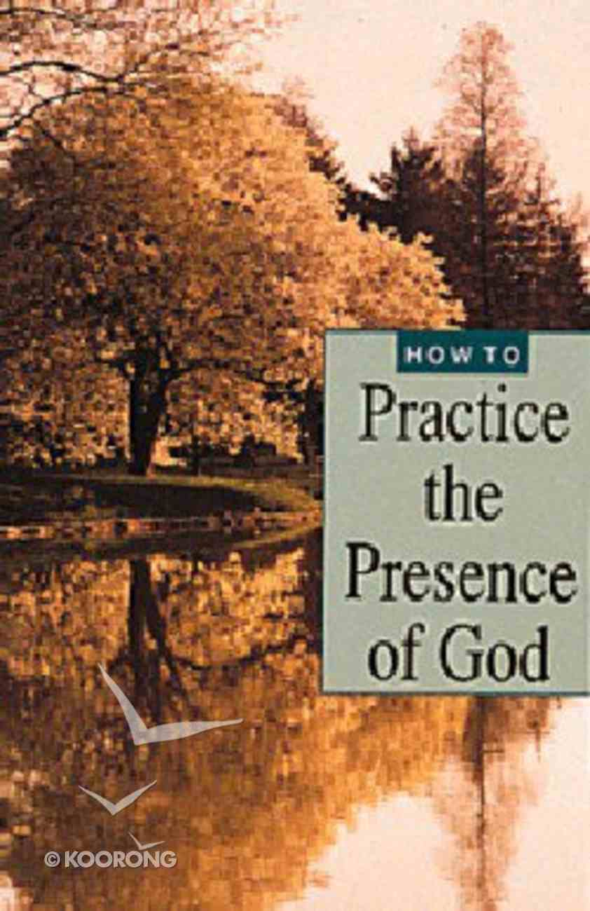 How to Practice/God (25 Pack) Booklet