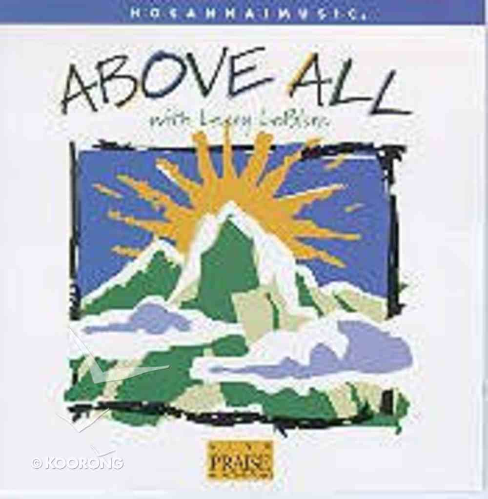 Above All (Le Blanc) CD