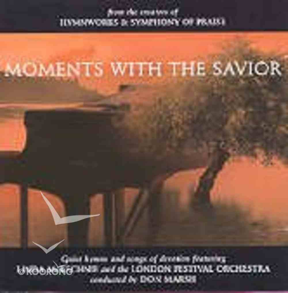 Moments With the Saviour CD