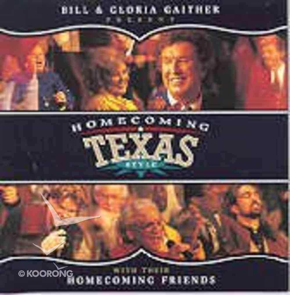 Homecoming Texas Style CD