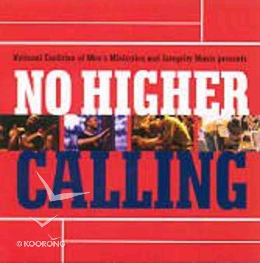 No Higher Calling CD