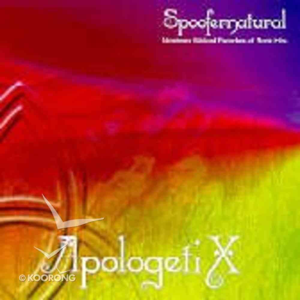 Spoofernatural CD