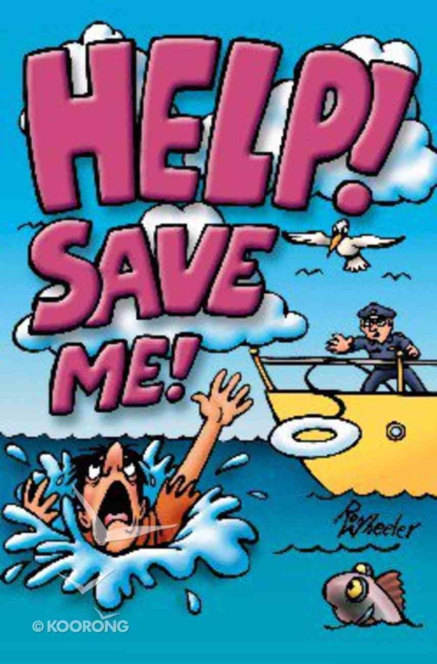 Help! Save Me! (NIV) (25 Pack) Booklet