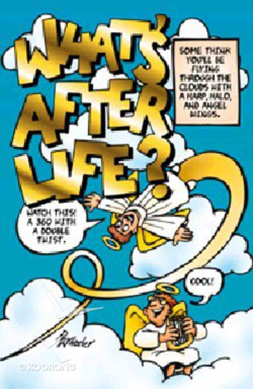 What's After Life (25 Pack) Booklet