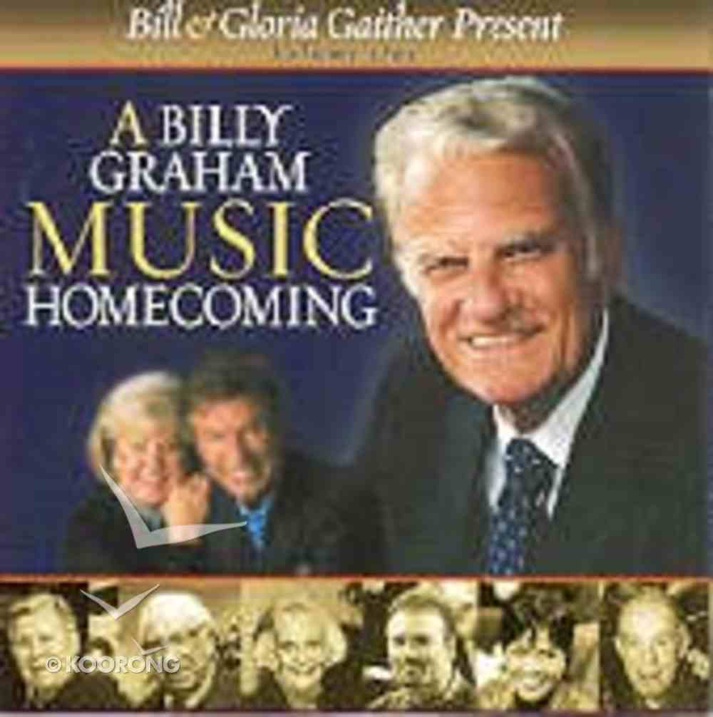 Billy Graham Music Homecoming Volume 1 CD