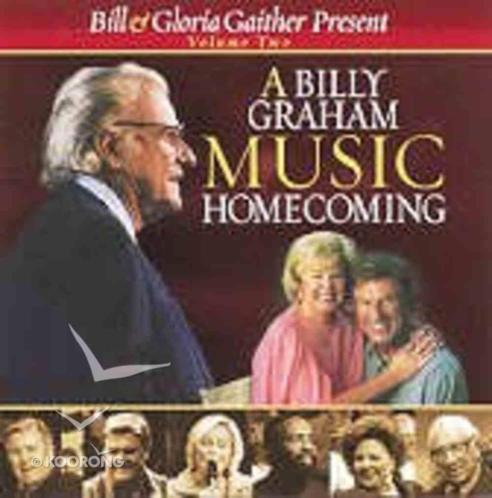 Billy Graham Music Homecoming Volume 2 CD
