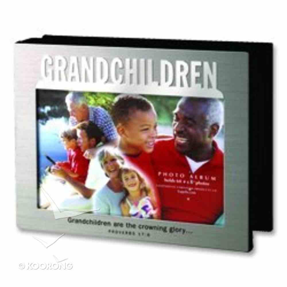 Photo Frame/Album: Grandchildren Stationery
