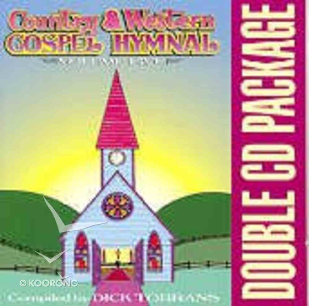 Country & Western Gospel Hymnal 5 CD
