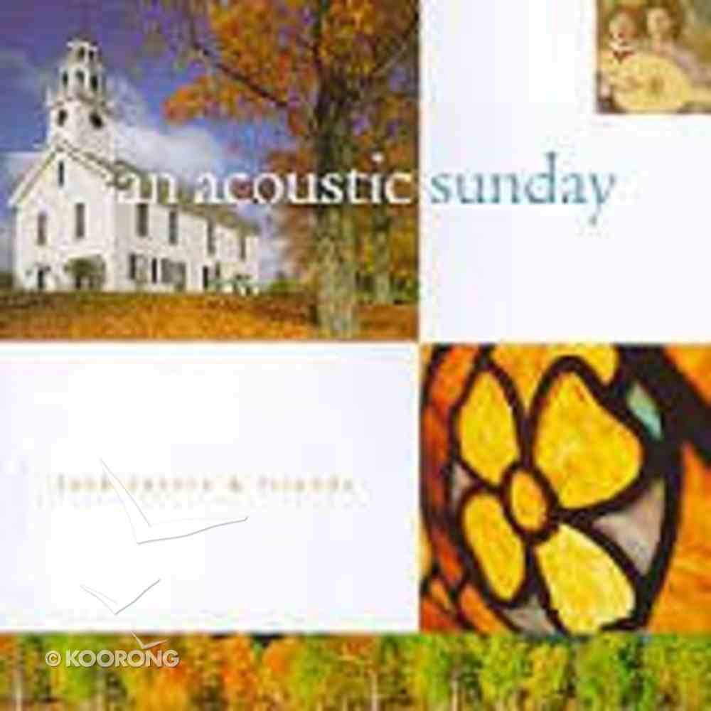 An Acoustic Sunday CD