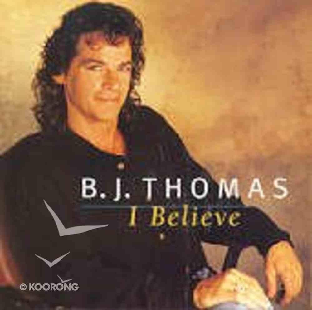 I Believe CD